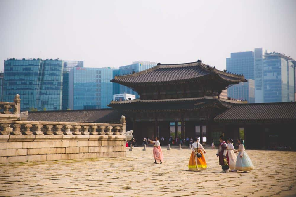 Top palace to visit in seoul