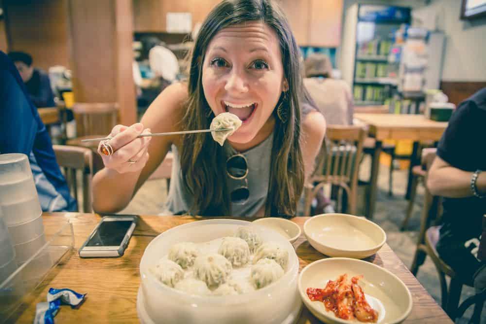 best dumplings in seoul