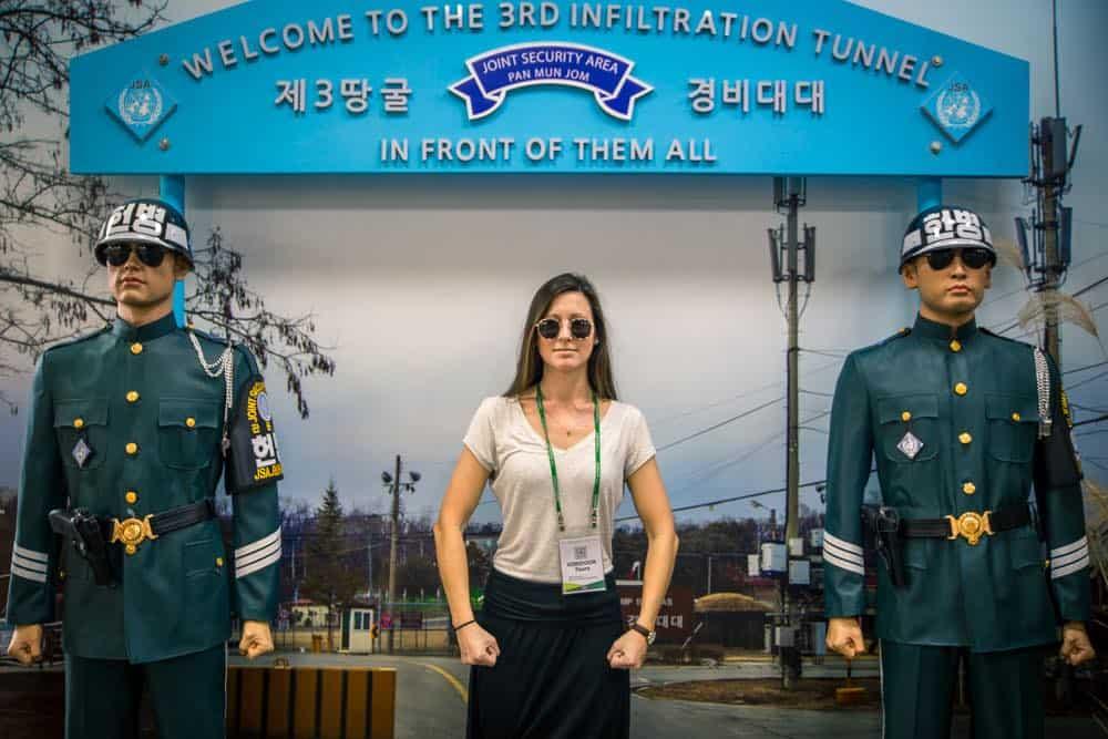 Seoul Day Trip to the DMZ