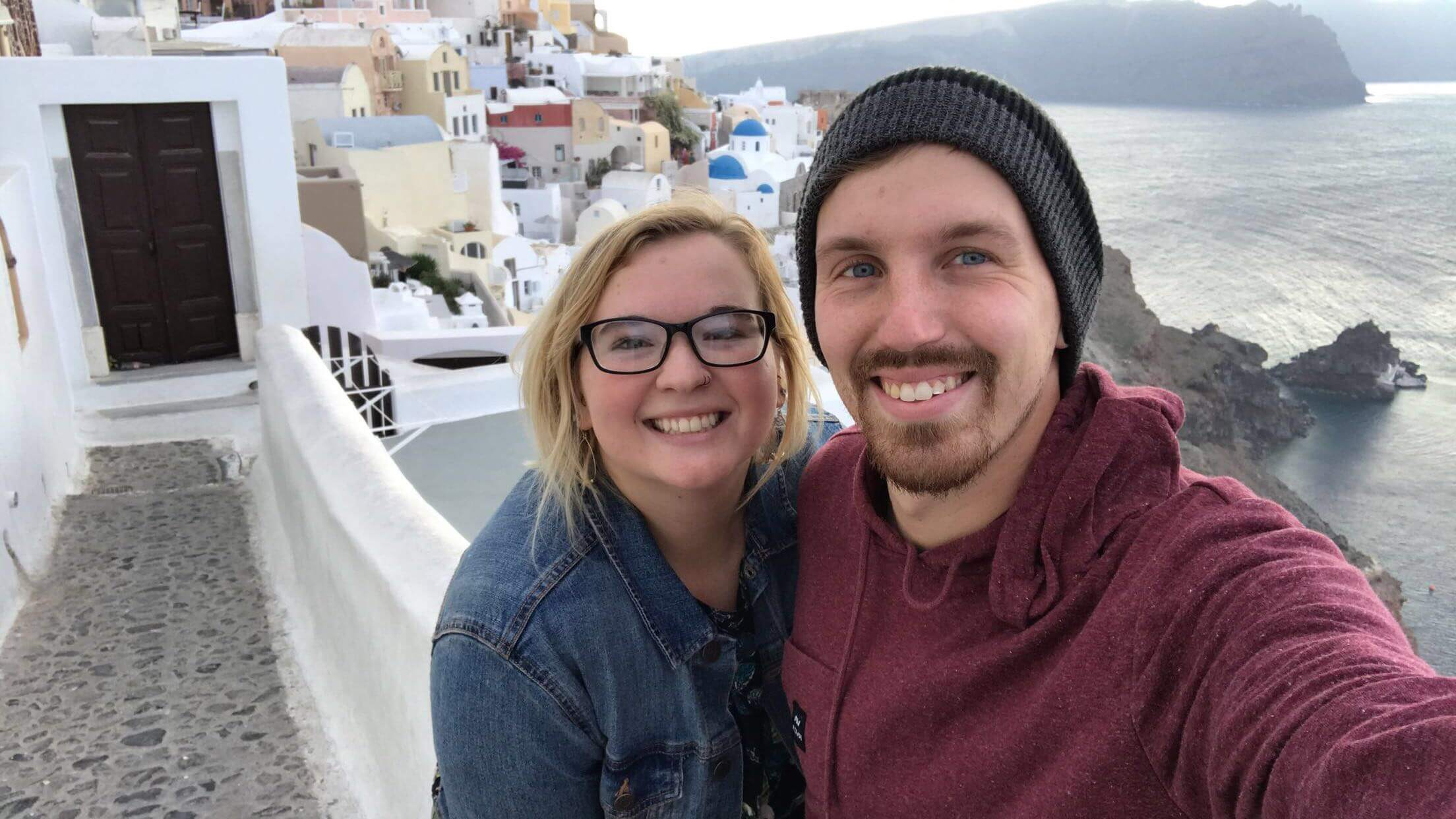 4dbdbed6fcd I started travel hacking last year before I got engaged. I knew I wanted to  plan a great honeymoon for my now wife